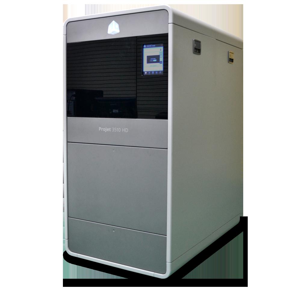 3D SYSTEM Projet 3510HD